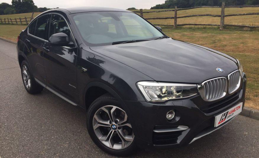 2017 BMW X4 (SOLD)