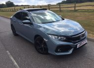 2018 Honda Civic 1.0 EX (SOLD)