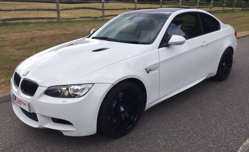 2013 BMW M3 4.0 V8 DCT 2dr(SOLD)