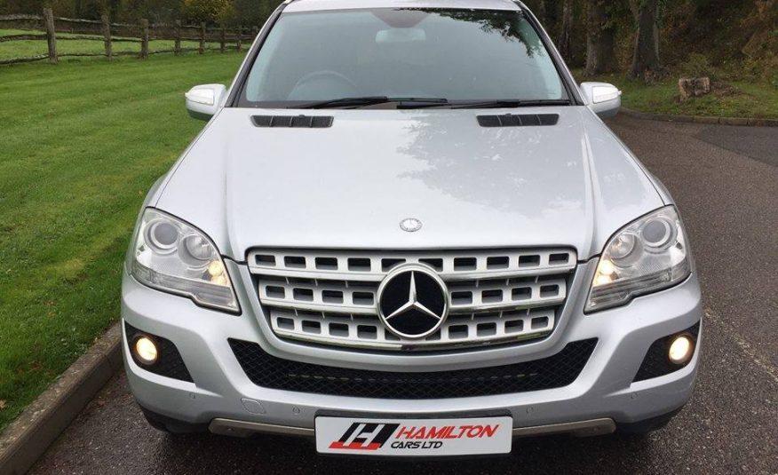 2011 Mercedes-Benz M Class 3.0 ML300 CDI BlueEFFICIENCY (SOLD)