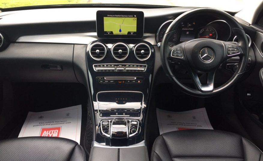 Mercedes-Benz C Class -Benz 2.0 C200 Sport (SOLD)