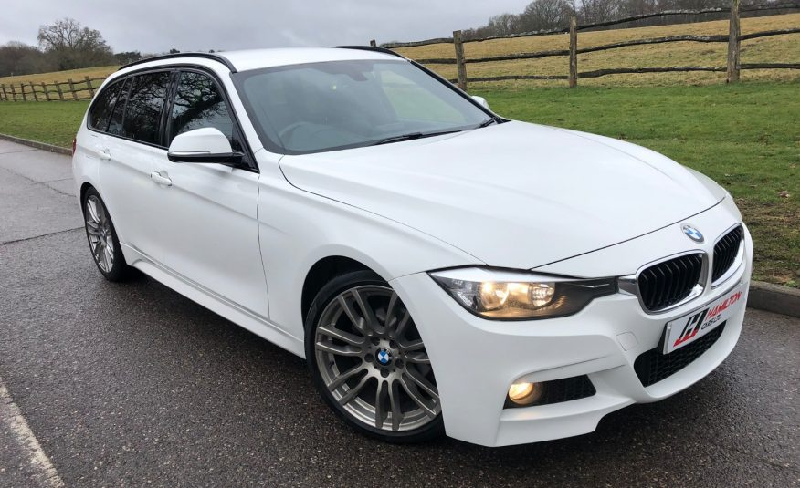 2013 BMW 318D MSport Estate ( SOLD )