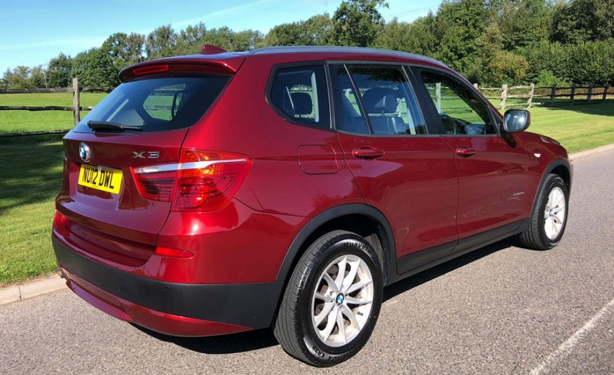 2012 BMW X3 2000cc Diesel  SOLD & EXPORTED