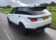 2018 RANGE ROVER SPORT HSE (SOLD)