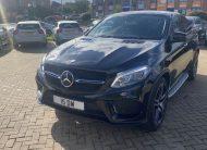 ( CIF £44,480 ) Mercedes-Benz Gle Coupe GLE 450 AMG 4Matic Premium Plus 5dr 9G-Tronic 3.0