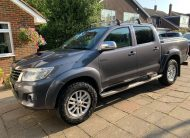 ( SOLD ) 2013/March Toyota Hilux 3.0 D-4D Invincible Crewcab Pickup 4dr