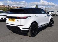 ( CIF £39,700 ) 2020/6 Land Rover Range Rover Evoque 2.0 P200 R-Dynamic S 5Dr Auto