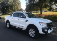 ( NOW SOLD ) 2013 May Ford Ranger 3.2 TDCi Wildtrak Double Cab Pickup 4×4 4dr (EU5)
