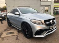 ( £50,995 CIF ) 2015/9  Mercedes-Benz Gle Class 5.5 GLE63 V8 AMG S (Premium) Coupe 5dr Petrol SpdS+7GT 4MATIC (s/s) (585 ps)