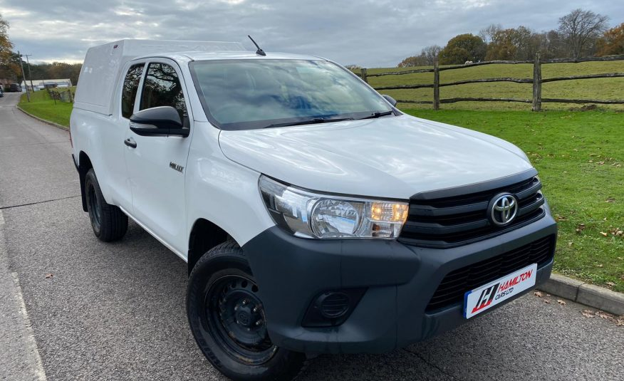 2017 TOYOTA HILUX KINGCAB (SOLD AND EXPORTED)