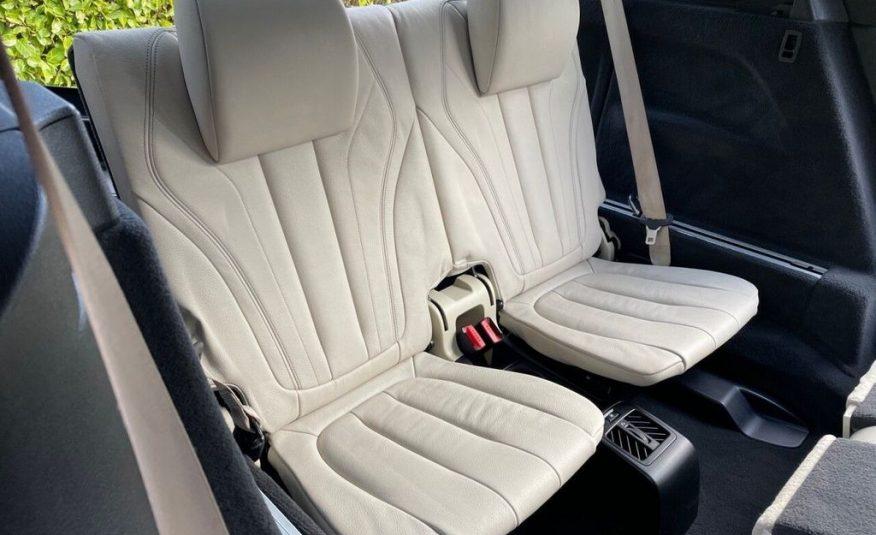 2015/9 BMW X5 2.0 XDRIVE25D M SPORT 5d 231 BHP BLACK 20″ ALLOYS + 7 SEATS CIF £29,949