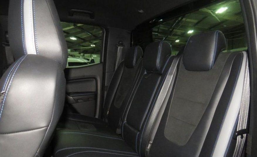 2019/ 5 Ford Ranger TDCI 213 RAPTOR ECOBLUE DOUBLE CAB £39,995 CIF