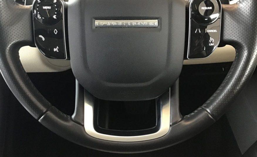 (SOLD)2018/1 Land Rover Range Rover Sport Sdv6 Hse £50,900 CIF