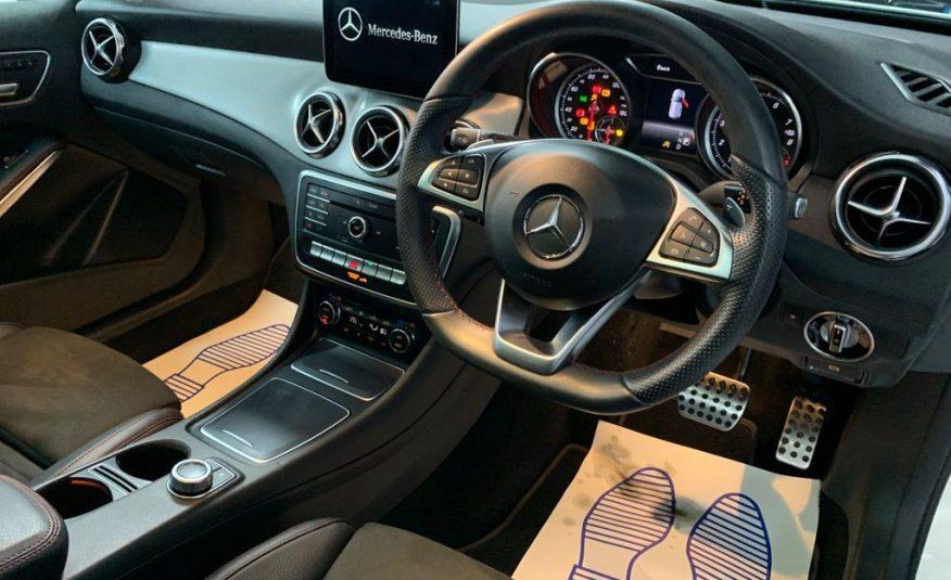 2017/9 Mercedes-Benz GLA200 AMG Line (Premium Plus) CIF £24,300
