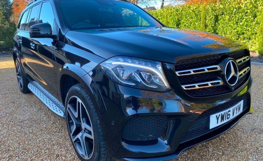 2016/5 Mercedes-Benz 3.0 GLS350d V6 AMG Line G-Tronic 4MATIC £33,995 CIF