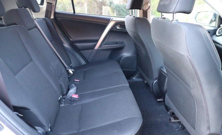 2014/3 Toyota RAV4 2.0 V-Matic Icon M-Drive S 4WD 5dr £16,000 CIF