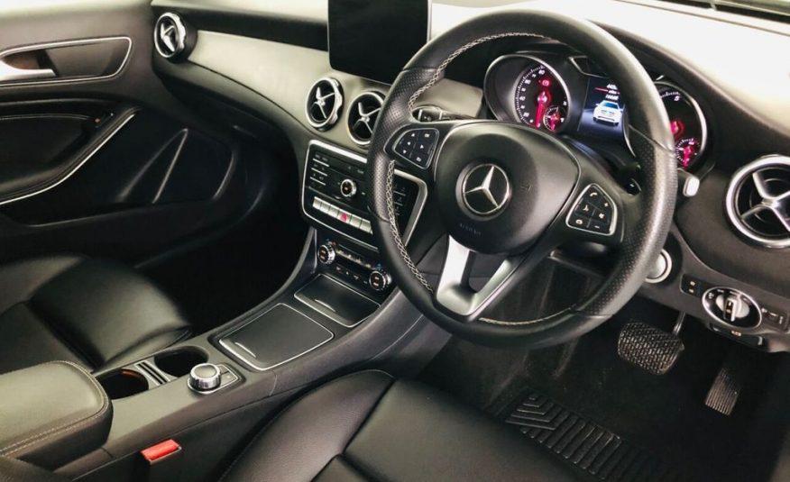 2017/9 Mercedes-Benz 1.6 GLA 200 SPORT CIF £22,000
