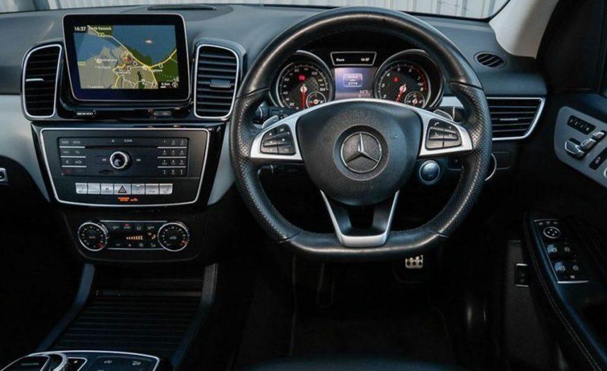 2016/7 Mercedes-Benz GLE 450 AMG 4Matic Premium £37,500 CIF