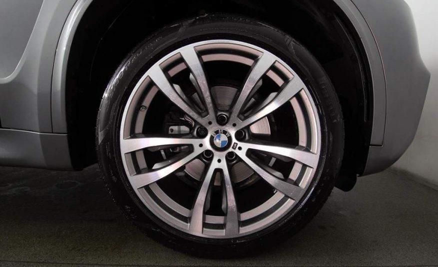 2018/1 BMW X5 2.0 25d M Sport Auto sDrive (s/s) 5dr £36,508 CIF