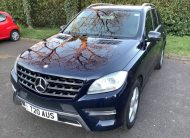 2014/2 Mercedes-Benz 3.0 ML350 CDI BlueTEC AMG Sport 7G-Tronic Plus £19,750 CIF