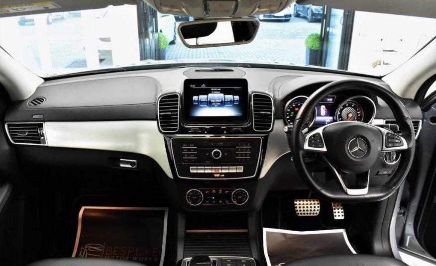 2016/12 Mercedes-Benz GLE43 3.0 AMG 4MATIC £41,250 CIF
