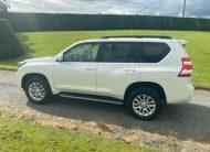2014/ 6 Toyota Land Cruiser ( Prado ) 3.0 D-4D Icon 5dr (7 Seats) £26,800 CIF