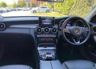 2014/7 Mercedes-Benz C Class C200 Sport 4dr Auto 2.0  £17,299 CIF