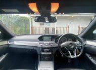 2014/7 Mercedes-Benz 2.1 E220 CDI AMG Sport 7G-Tronic Plus 4dr £10,500 CIF