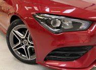 2021/7 Mercedes-Benz CLA 180 AMG Line Coupe 1.3 4dr £33,500 CIF