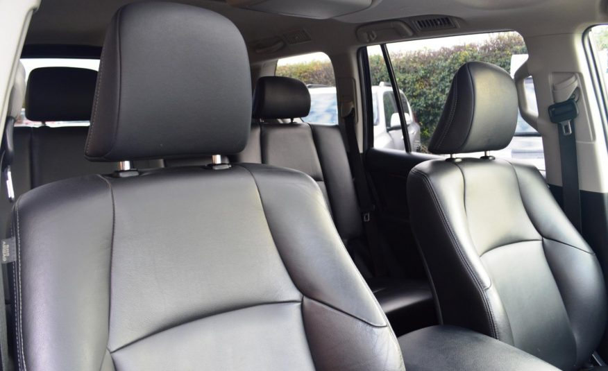 2014/3 Toyota Land Cruiser Invincible 3.0 D-4D 7 Seater SUNROOF CIF £29,995