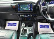 2016/10 TOYOTA HI-LUX 2.4 INVINCIBLE X 4WD £23,890 CIF