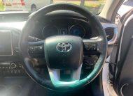 2016/10 Toyota Hilux 2.4 D-4D Invincible Double Cab Pickup Auto 4WD CIF £21,295