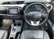 2016/12 Toyota Hilux Invincible X D/Cab Pick Up 2.4 CIF £27,990